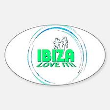 Ibiza I Love It Decal