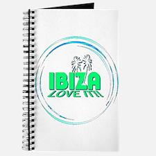 Ibiza I Love It Journal