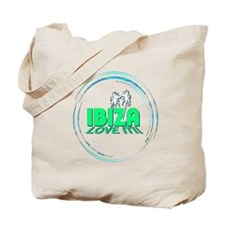 Ibiza I Love It Tote Bag