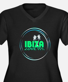 Ibiza I Love It Plus Size T-Shirt