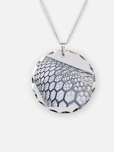 Carbon nanotube - Necklace