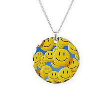 Smiley face symbols - Necklace