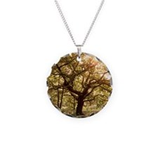 Tree in spring - Necklace