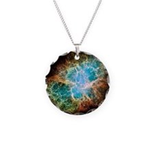 Crab nebula (M1) - Necklace
