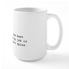 The Chair Spins Mug