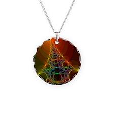 Fractal, artwork - Necklace