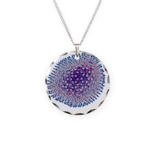 is LCM virus - Necklace
