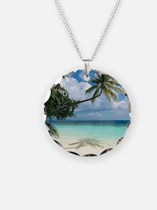 Tropical beach - Necklace