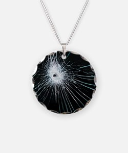 Broken glass - Necklace