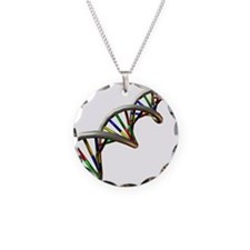 DNA molecule - Necklace
