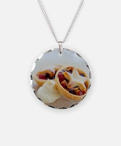Mince pies - Necklace