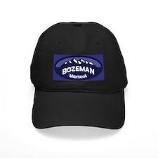 Bozeman Midnight Baseball Hat