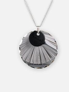 Rolodex - Necklace