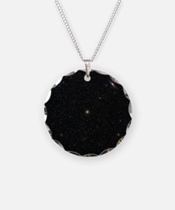 Andromeda starfield - Necklace