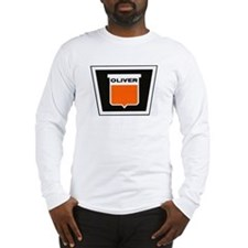 oliver newer Long Sleeve T-Shirt