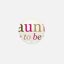Cute New aunt Mini Button (10 pack)