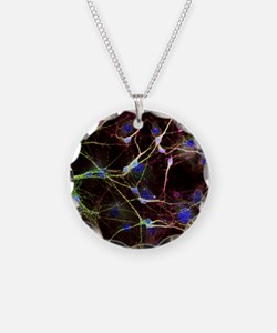 Nerve cell growth - Necklace