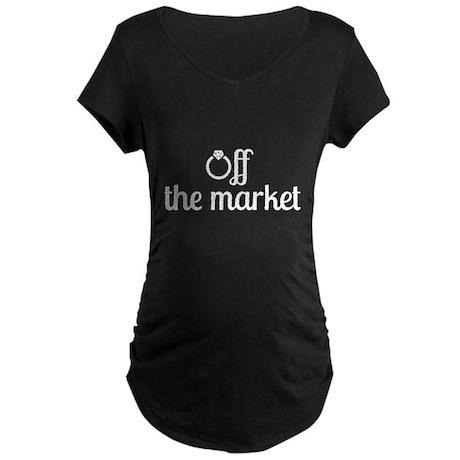 Off the Market Bride Maternity T-Shirt