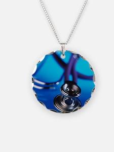 Stethoscope - Necklace