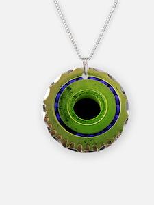 Watch cog, SEM - Necklace