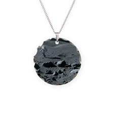 Apollo 17 astronaut - Necklace