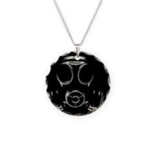 Gas mask - Necklace