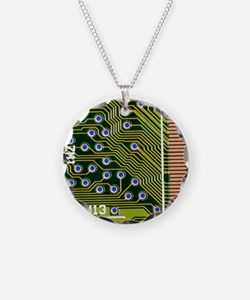 circuit board - Necklace
