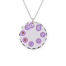 Mitosis, artwork - Necklace