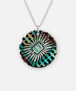 Silicon chip - Necklace