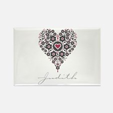 Love Judith Rectangle Magnet