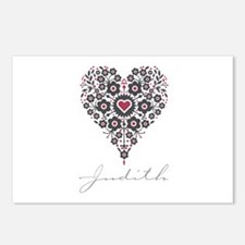 Love Judith Postcards (Package of 8)