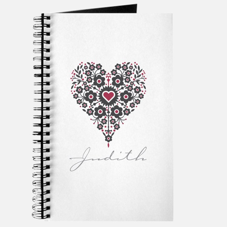 Love Judith Journal