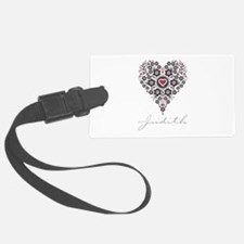 Love Judith Luggage Tag