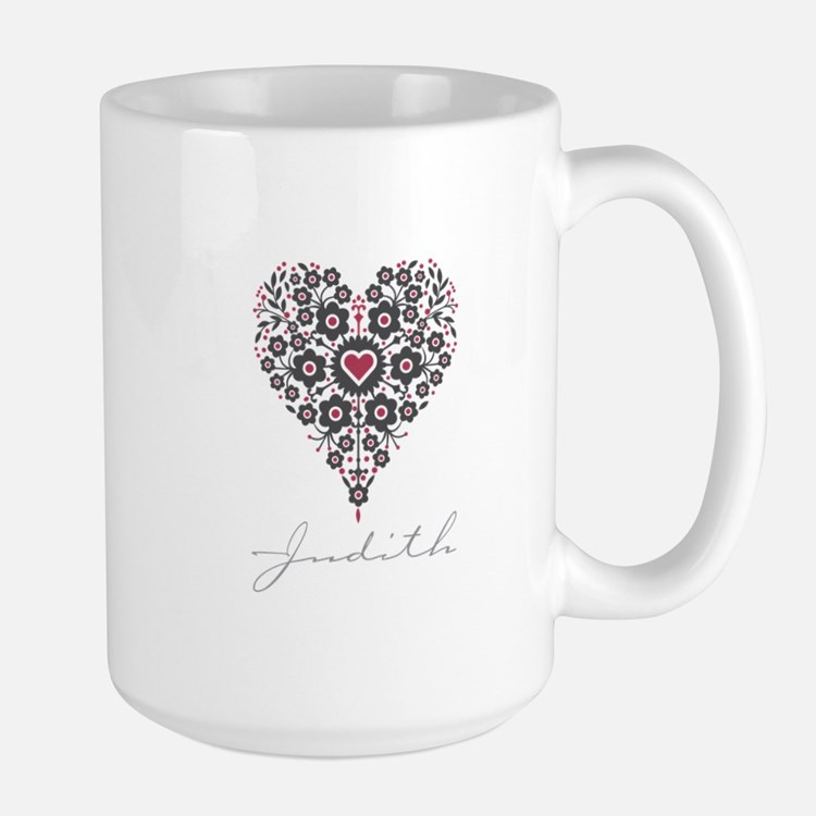 Love Judith Mug