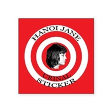 "3"" Hanoi Jane Urinal Sticker (48 pk) Sticker"