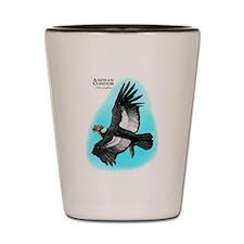 Andean Condor Shot Glass