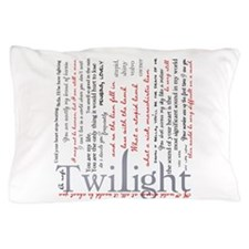 Cute Team twilight Pillow Case