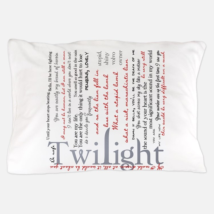 Cute Edward cullen Pillow Case