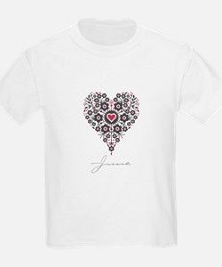 Love June T-Shirt