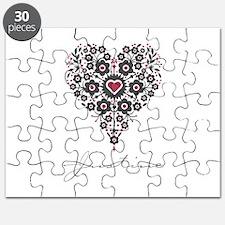Love Justine Puzzle