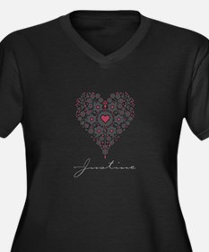 Love Justine Plus Size T-Shirt