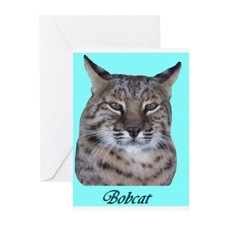 Fancy Bob Greeting Cards (Pk of 10)
