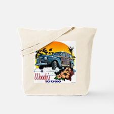Woody's Tote Bag