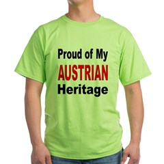 Proud Austrian Heritage T-Shirt