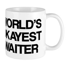 World's Okayest Waiter Mug