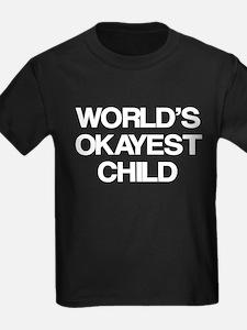 World's Okayest Child T
