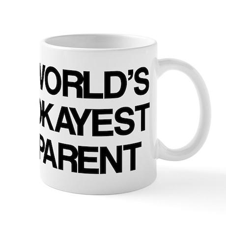 World's Okayest Parent Mug