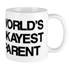World's Okayest Parent Mug