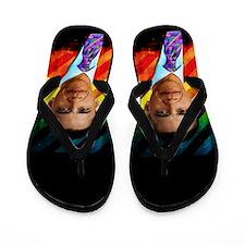 Post Modern Obama Flip Flops