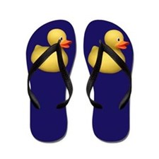 Rubber Duck Flip Flops